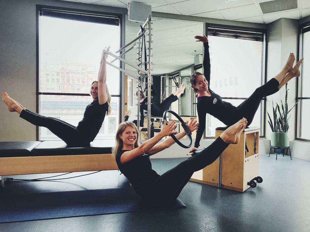 WAC Pilates Photo