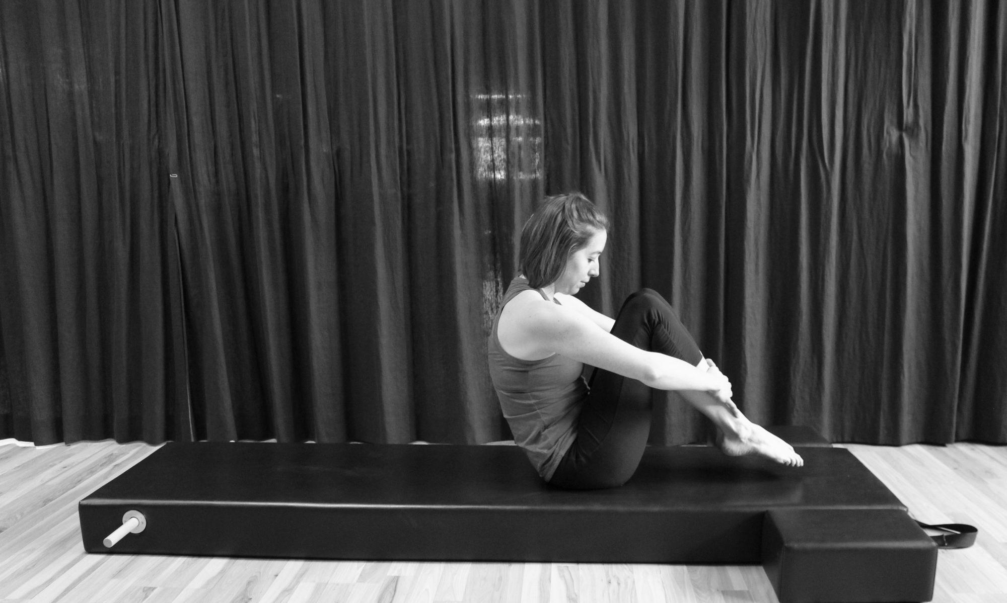 Pilates with Rachel